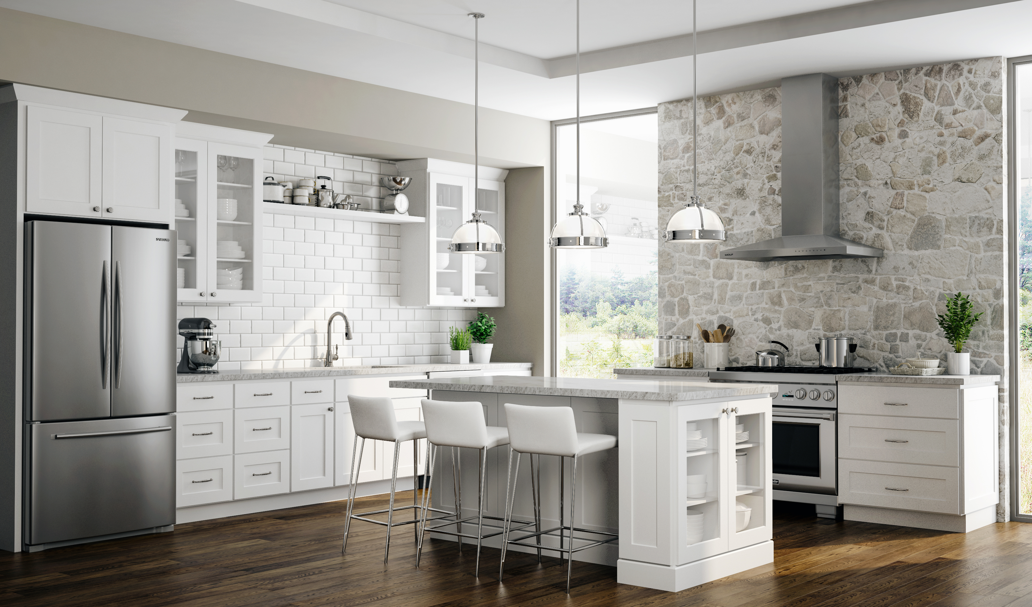 JSI Cabinetry | Beautiful Kitchens